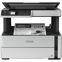 Multifunkcijski uređaj EPSON EcoTank M2140, printer/scanner/copy/fax, 2400 x 1200, LAN, USB, WiFi