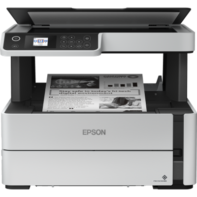 Multifunkcijski uređaj EPSON EcoTank M2140, printer/scanner/copy/fax, 2400 x 1200, LAN, USB, WiFi