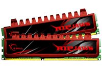 Memorija PC-12800, 8 GB, G.SKILL Ripjaws series, F3-12800CL9D-8GBRL, DDR3 1600MHz, kit 2x4GB