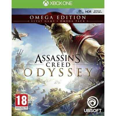 Igra za MICROSOFT XBOX One, Assassin's Creed Odyssey Omega Deluxe Edition