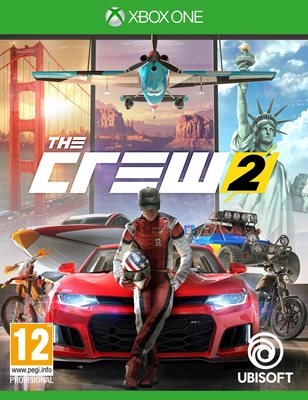 Igra za MICROSOFT XBOX ONE, The Crew 2 Standard Edition
