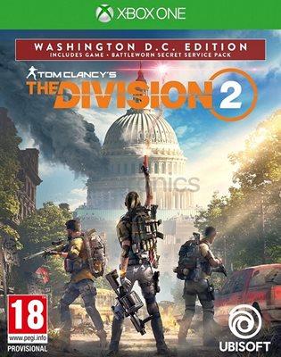 Igra za MICROSOFT XBOX One, Tom Clancy's The Division 2 Washington DC Deluxe Edition