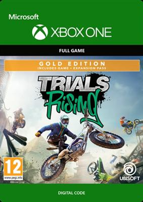 Igra za MICROSOFT XBOX One, Trials Rising Gold Edition