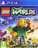 Igra za SONY PlayStation 4, Lego Worlds