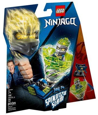 LEGO 70682, Ninjago, Jay, majstor spinjitzua