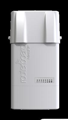 Router MIKROTIK BaseBox 2 RB912UAG-2HPnD-OUT, 1xGigabit LAN, RouterOS, POE
