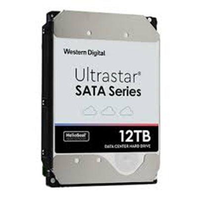 """Tvrdi disk 12000.0 GB WESTERN DIGITAL Ultrastar, 0F30143, SATA3, 256MB cache, 7200okr./min, 3.5"""""""