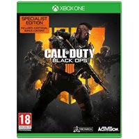 Igra za MICROSOFT XBOX One, Call of Duty: Black Ops 4 Specialist Edition