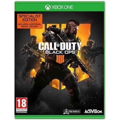 Igra za MICROSOFT XBOX One, Call of Duty: Black Ops 4 Specialist Edition
