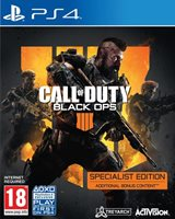 Igra za SONY PlayStation 4, Call of Duty: Black Ops 4 Specialist