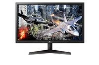"Monitor 23.6"" LG 24GL600F-B, TN, 144Hz, 1ms, 300cd/m2, 1000:1, crni"