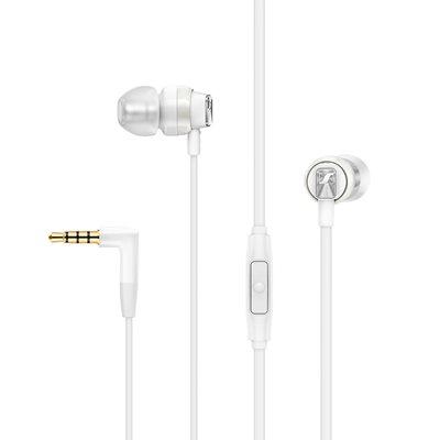 Slušalice SENNHEISER CX 300S, in-ear, bijele