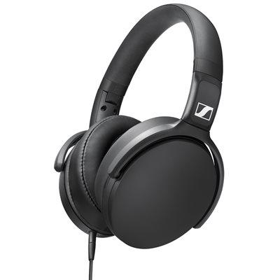 Slušalice SENNHEISER HD 400S, 3,5 mm, crne