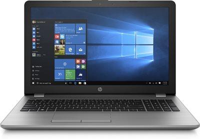 "Prijenosno računalo HP 250 3VK56EA / Core i3 7020U, DVDRW, 4GB, 256GB SSD, HD Graphics, 15.6"" LED HD, Windows 10, sivo"