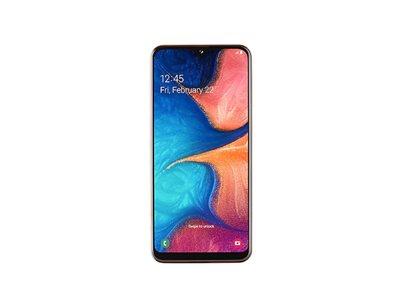 "Smartphone SAMSUNG Galaxy A20e A202F, 5.8"", 3GB, 32GB, Android 9.0, koraljni"