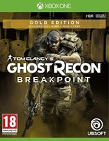 Igra za MICROSOFT XBOX One, Tom Clancy's Ghost Recon Breakpoint Gold Edition - Preorder