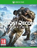 Igra za MICROSOFT XBOX One, Tom Clancy's Ghost Recon Breakpoint Standard Edition - Preorder