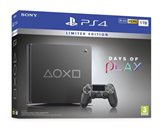Igraća konzola SONY PlayStation 4, 1000GB, Days of Play Steel Black Special Edition - Preorder