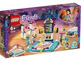 LEGO 41372, Friends, Stephanie's Gymnastics Show, Stephanien Gimnastički Nastup