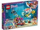 LEGO 41378, Friends, Dolphins Rescue Mission, Misija Spašavanja Dupina