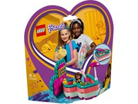 LEGO 41384, Friends, Andrea's Heart-shaped Summer Box, Andreina Ljetna Srcolika Kutija