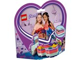 LEGO 41385, Friends, Emma's Heart-shaped Summer Box, Emina Ljetna Srcolika Kutija