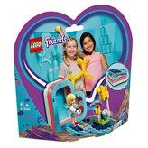 LEGO 41386, Friends, Stephanie's Heart-shaped Summer Box, Stephaniena Ljetna Srcolika Kutija