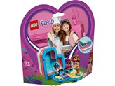 LEGO 41387, Friends, Olivia's Heart-shaped Summer Box, Olivijina Ljetna Srcolika Kutija