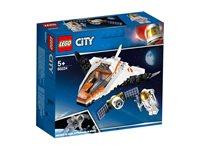 LEGO 60224, City, Satelite Service Mission, Misija Servisa Satelita