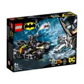 LEGO 76118, DC, Mr. Freeze Batcycle Battle, Mr. Freeze i Bitka Na Batmanovu Motoru