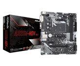 Matična ploča ASROCK A320M-HDV R4.0, AMD A320, DDR4, mATX, s. AM4