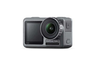 Sportska digitalna kamera DJI Osmo Action, 4K60, 12 Mpixela + HDR, Touchscreen, Voice Control, WiFi, BT