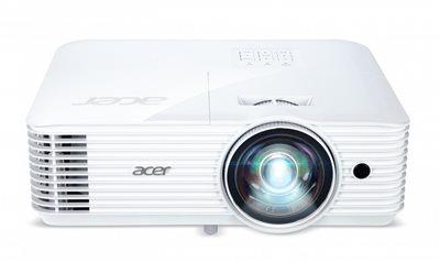 Projektor DLP, ACER S1386WH, 1280 x 800, 3600 ANSI lumena, 20000:1, HDMI, bijeli