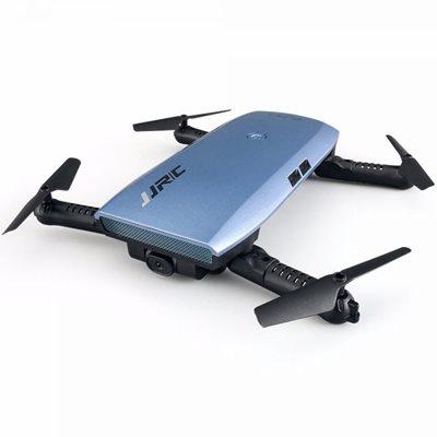 Dron JJRC H47, 6-axis, G-Sensor daljinski upravljač, kamera, plavi