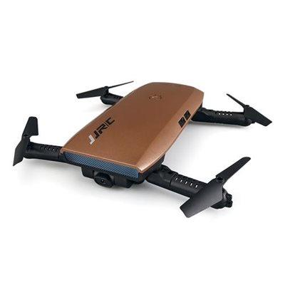 Dron JJRC H47, 6-axis, G-Sensor daljinski upravljač, kamera, smeđi