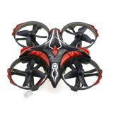 Dron JJRC H56, upravljanje 2.4GHz daljinskim upravljačem, crni