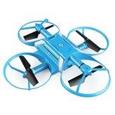 Dron JJRC H60, 6-axis, G-Sensor daljinski upravljač, kamera, plavi