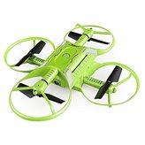 Dron JJRC H60, 6-axis, G-Sensor daljinski upravljač, kamera, zeleni