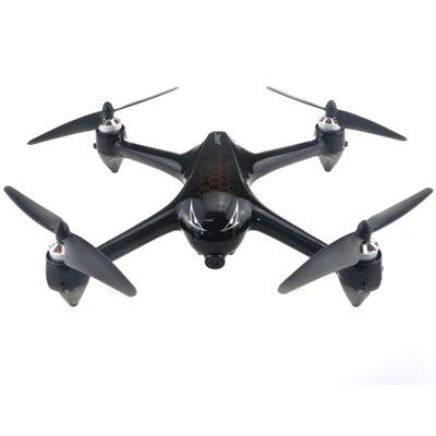 Dron JJRC X8, 5G WiFi, GPS, 1080p Kamera, upravljanje daljinskim upravljačem, crni