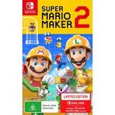 Igra za NINTENDO Switch, Super Mario Maker 2 NSO 12 mjeseci, Limited Edition - Preorder