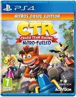 Igra za SONY PlayStation 4, Crash Team Racing Nitro-Fueled - Nitrous Oxide Edition - Preorder