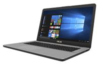 "Prijenosno računalo ASUS N705FN-GC033T / Core i5 8265U, 8GB, SSD 512GB, GeForce MX150 2GB, 17.3"" LED FHD, Windows 10, Sivo"