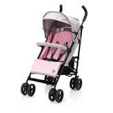 Dječja kišobran kolica FILLIKID Explorer, rozo/siva