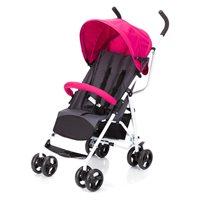 Dječja kišobran kolica FILLIKID Glider, rozo/siva