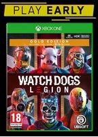 Igra za MICROSOFT XBOX One , Watch Dogs Legion Gold Edition - Preorder