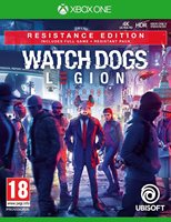 Igra za MICROSOFT XBOX One , Watch Dogs Legion Resistance Edition Day1 - Preorder