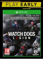 Igra za MICROSOFT XBOX One , Watch Dogs Legion Ultimate Edition - Preorder