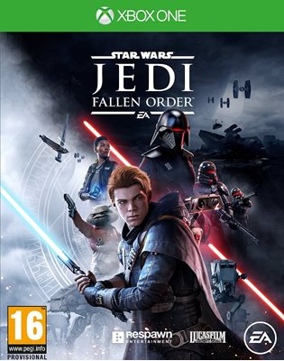 Igra za MICROSOFT XBOX One, STAR WARS: Jedi Fallen Order - Preorder