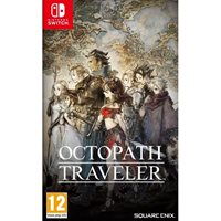 Igra za NINTENDO Switch, Octopath Traveller