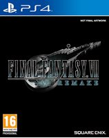 Igra za SONY PlayStation 4, Final Fantasy VII HD Remake - Preorder